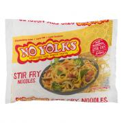 No Yolks Stir Fry Noodles