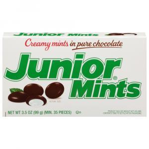 Junior Mints Candies Theatre Box