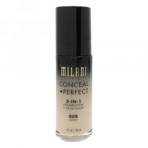 Milani Conceal + Perfect 2-in-1 Foundation + Concealer Light