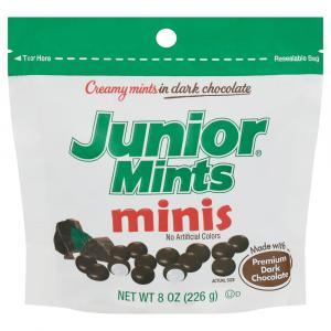 Junior Mints Minis