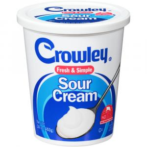 Crowley Sour Cream