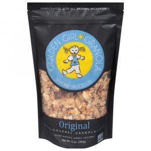 Golden Girl Granola Original Gourmet Granola
