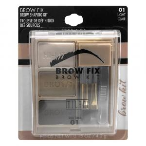 Milani Brow Fix Brow Shaping Kit Light