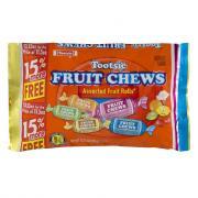 Tootsie Roll Fruit Chews Bonus