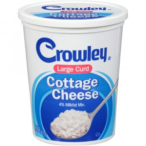 Crowley 4% Light Cottage Cheese