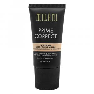 Milani Prime Correct Face Primer Light to Medium Skin Tones