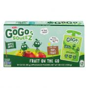 GoGo Squeeze Apple Applesauce