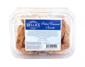 Bella's Salted Caramel Biscotti