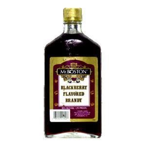 Mr. Boston Blackberry Brandy