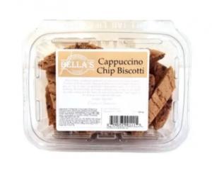 Bella's Cappuccino Chip Biscotti