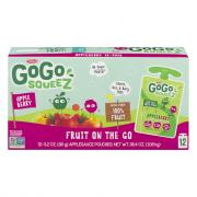GoGo Squeeze Apple Berry