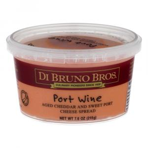 Di Bruno Port Wine Cheese Spread