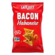 Late July Bacon Habanero Clasico Tortilla Chips