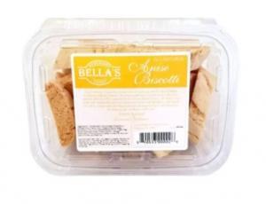 Bella's Anise Biscotti