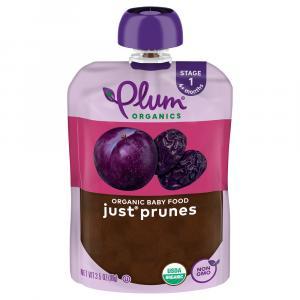 Plum Organics Stage 1 Just Prunes