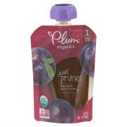Plum Organics Stage 1 Just Prunes