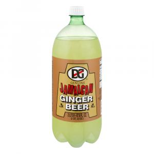 D&G Genuine Jamaican Ginger Beer