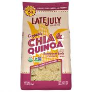Late July Restaurant Style Chia Quinoa Tortilla Chips