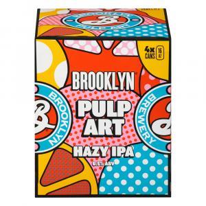 Brooklyn Brewery Pulp Art Hazy IPA
