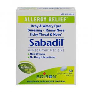 Boiron Sabadil Allergy