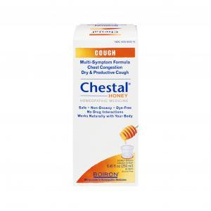 Boiron Chestal Cough Syrup