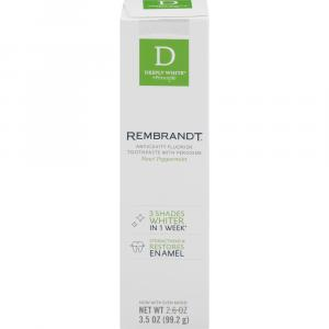 Rembrandt Deeply White Peppermint Toothpaste