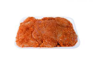 Honey Mustard Breaded  Chicken Breast Cutlet