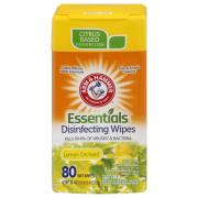 Arm & Hammer Disinfecting Lemon Orchard Wipes