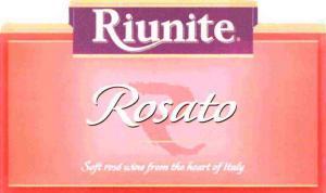 Riunite Rosato