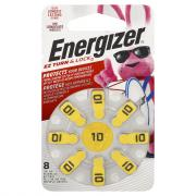 Energizer AZ10DP-8 Hearing Aid Batteries