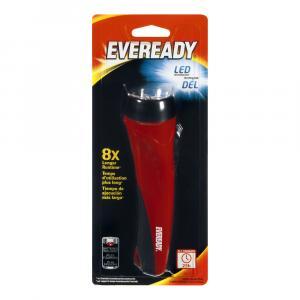 Eveready V-series Led Flashlight 2aa