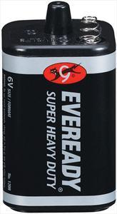 Eveready Heavy Duty 6-Volt Lantern Battery