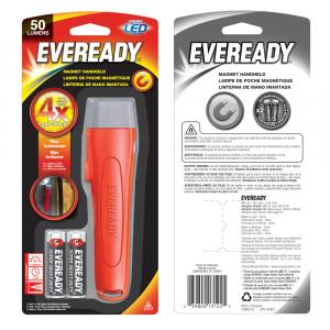 Eveready Led 2aa Magnet Light