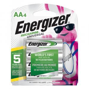 Energizer Recharge Universal Aa Batteries