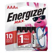 Energizer AAA Max Batteries