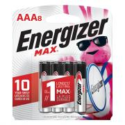 Energizer Max AAA Batteries E92MP