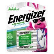 Energizer Recharge Universal AAA Batteries
