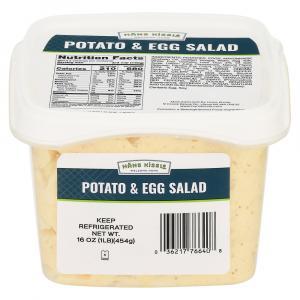 Potato & Egg Salad
