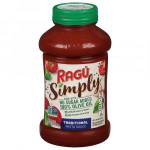 Ragu Simply Traditional Sauce