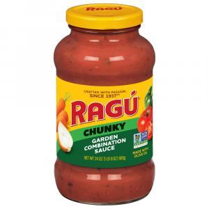 Ragu Garden Combo Spaghetti Sauce