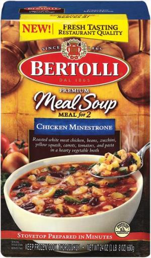 Bertolli Chicken Minestrone Soup