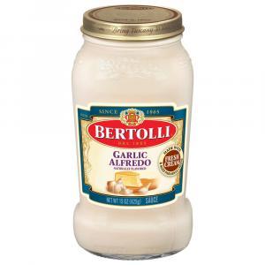 Bertolli Garlic Alfredo Sauce