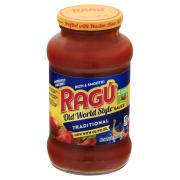 Ragu Old World Style Traditional Spaghetti Sauce