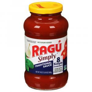 Ragu Simply Traditional Pasta Sauce