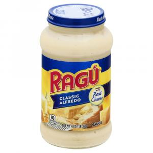 Ragu Cheese Creation Classic Alfredo Spaghetti Sauce