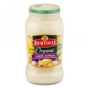 Bertolli Organic Garlic Alfredo Sauce