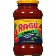 Ragu Hearty Traditional Pasta Sauce
