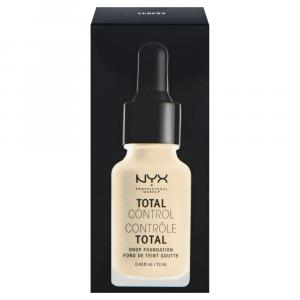 NYX Total Control Drop Foundation Porcelain