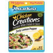 StarKist Chicken Creations Zesty Lemon Pepper