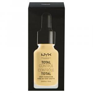 NYX Total Control Drop Foundation Medium Olive